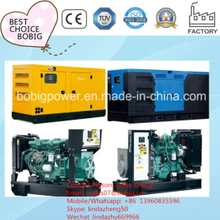 40kw 50kVA Silent Canopy Open Diesel Generator with Cummins Engine 4BTA3.9-G2