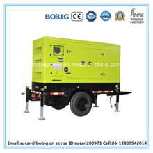 Lijia Brand Diesel Generators with Trolley (36KW/45kVA)