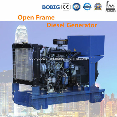 30kw 37.5kVA Open Type Diesel Generator by Quanchai Engine