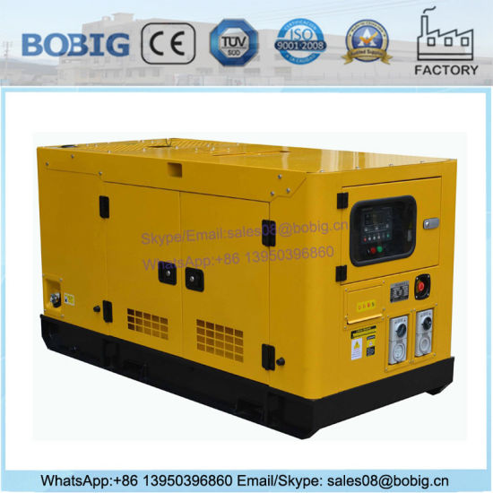 Genset Factory Sell Ce ISO Open Frame Silent Type Diesel Engine Generator