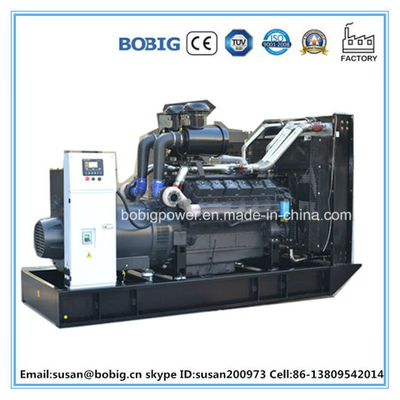 Factory Direct Diesel Generator Set with Chinese Kangwo Brand (300KW/375kVA)