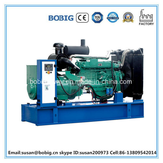 10kVA Diesel Generator Powered by Chinese Ricardo Engine