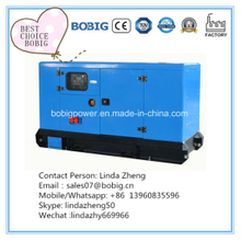 80kw 100kVA Silent Canopy Weatherproof Generators with Weichai Engine Wp4.1d100e200