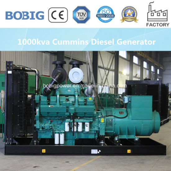 280kw 350kVA Electric Generator Set by Cummins Ccec Engine