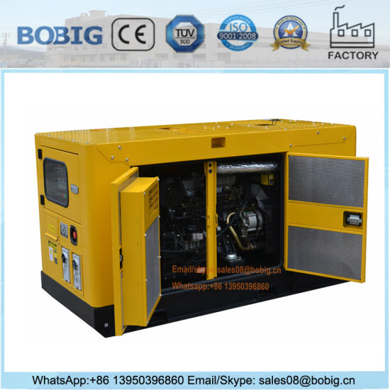 50Hz 60Hz Water Cooling 10 kVA to 500kw Electric Generator
