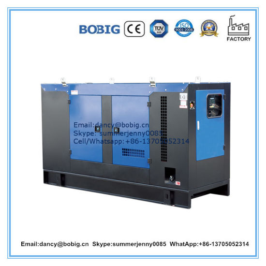 Diesel Electric Silent Generator Set for 30kw