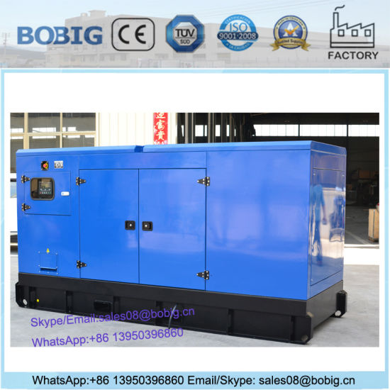 8, 10, 15, 20, 30, 50, 63, 100, 150, 200kw kVA Water Colling Power Diesel Generator