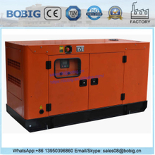 Ce ISO 24kw 30kVA Water Cooling Brushless Lovol Diesel Generator by Power Factory