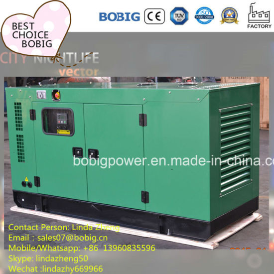 63kVA 50kw Diesel Generator with Cummins Engine 4BTA3.9-G2