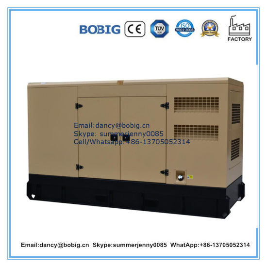 Global Warranty Cummins Dcec Power Generator 200kw