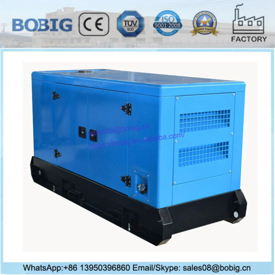 Gensets Factory Sell Open Frame Enclosure Sound Proof Silent Diesel Generator