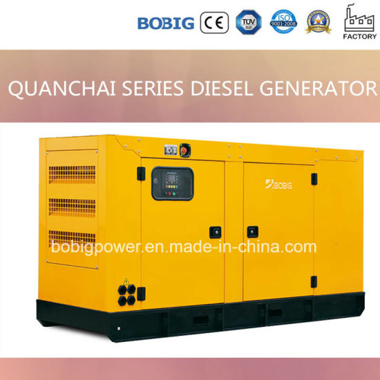 15kw Silent Diesel Generator Powered by Quanchai Engine