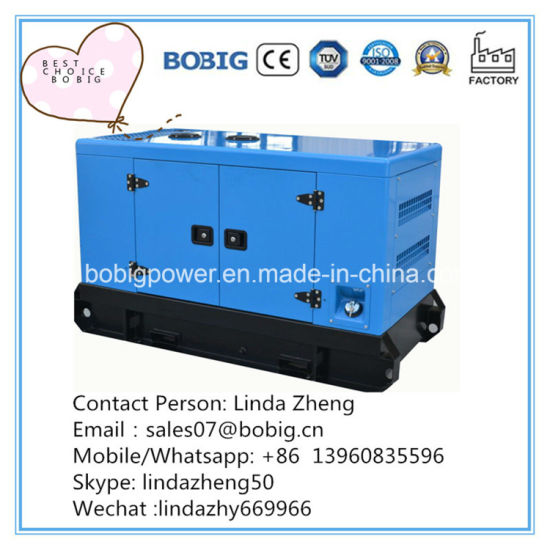 Air Coolded Diesel Generator Set with Beinei Engines