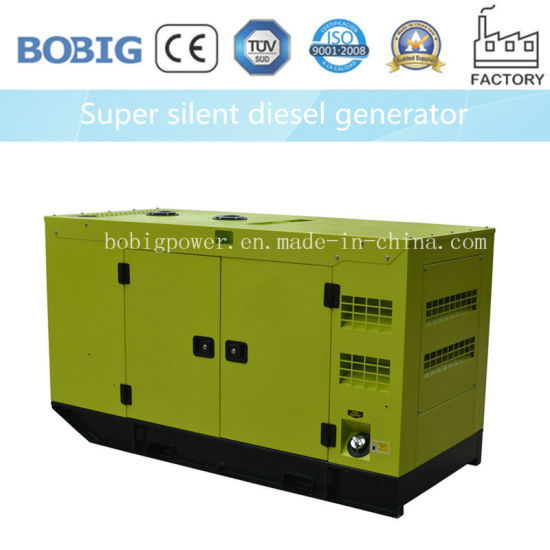 275kVA-1250kVA Silent Diesel Generator Set Powered by Cummins Engine with Trailer