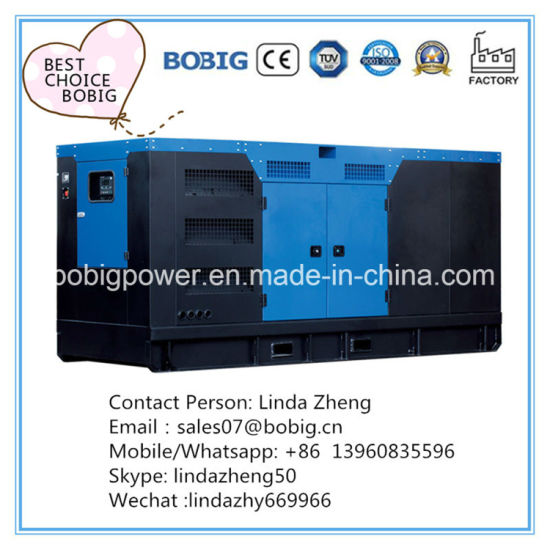 15kw Electric Soundproof Silent Power Diesel Generator with Yaongdong Engine