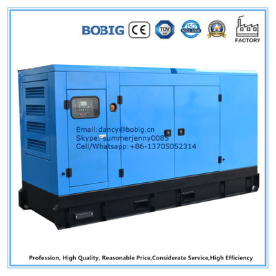 Soundproof Generator 250kw Powered by Weichai Engine with ATS