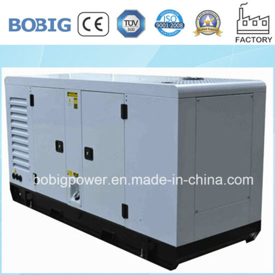 11kVA -42kVA Silent Diesel Generator Set with Quanchai Engine