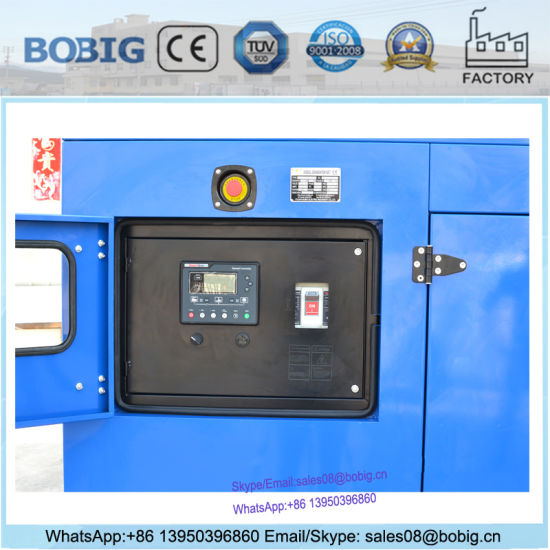 Sell Low Noise Ce ISO 70kVA 56kw Lovol Diesel Engine Generator From Gensets Manufacturer