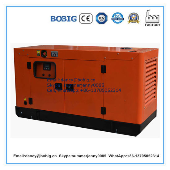 Weichai Soundproof Electric Generator 30kw