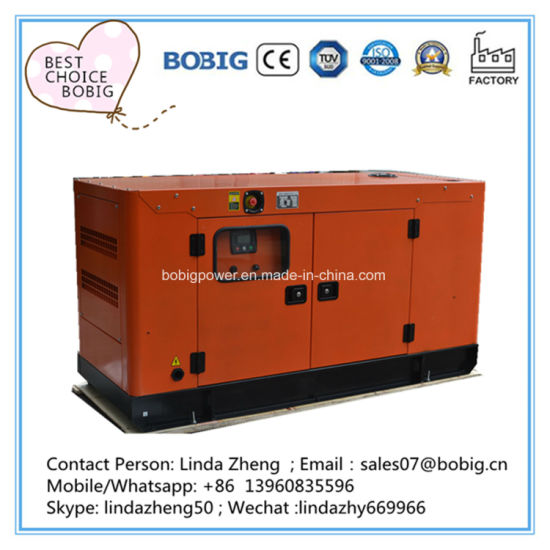 Diesel Generator Set with Yangdong Engine Enclosed Soundproof Silent