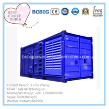 Containerized Power Plant 500kw/625kVA Diesel Generator