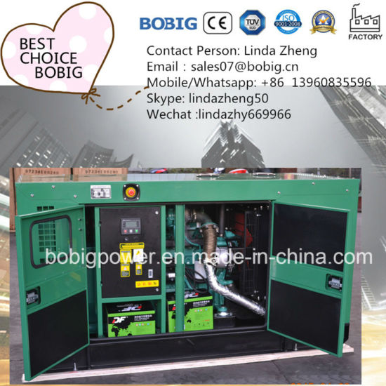 Yangdong Diesel Generator 10kw 12.5kVA Electric Silent Soundproof Open Type