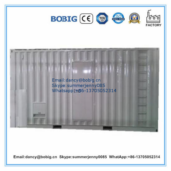 Containerized Generator 720kw with Cummins Ccec Engine