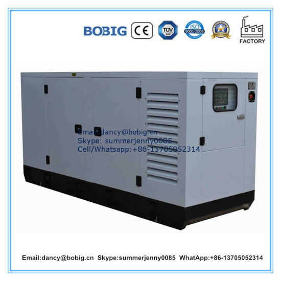 Good Quality 60kw Generating Set Powered by Cummins Engine