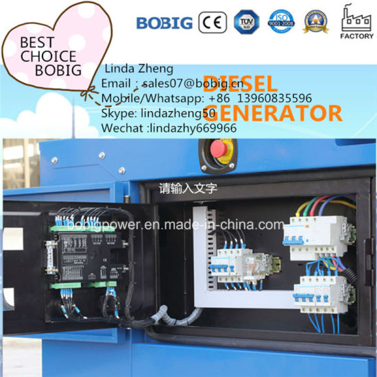 15kw Electric Power Yangdong Engine Diesel Generator Set Stamford Leroy Somer