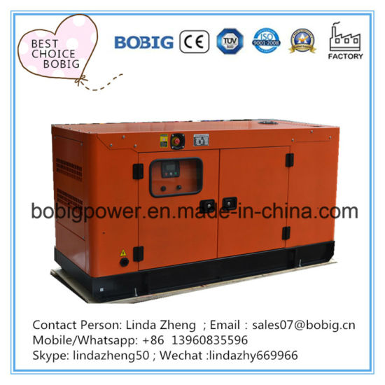 Weichai Diesel Engine Generator15kw to 50kw with Electric Digital Panel